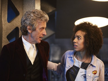Bill Begins 'Doctor Who' Season 10 as the Doctor's Student