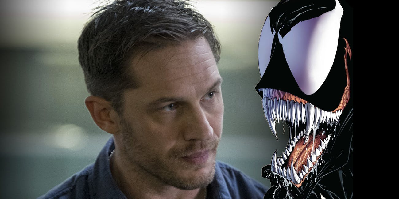 Venom Movie Tom Hardy Says Don T Worry About That Disappointing