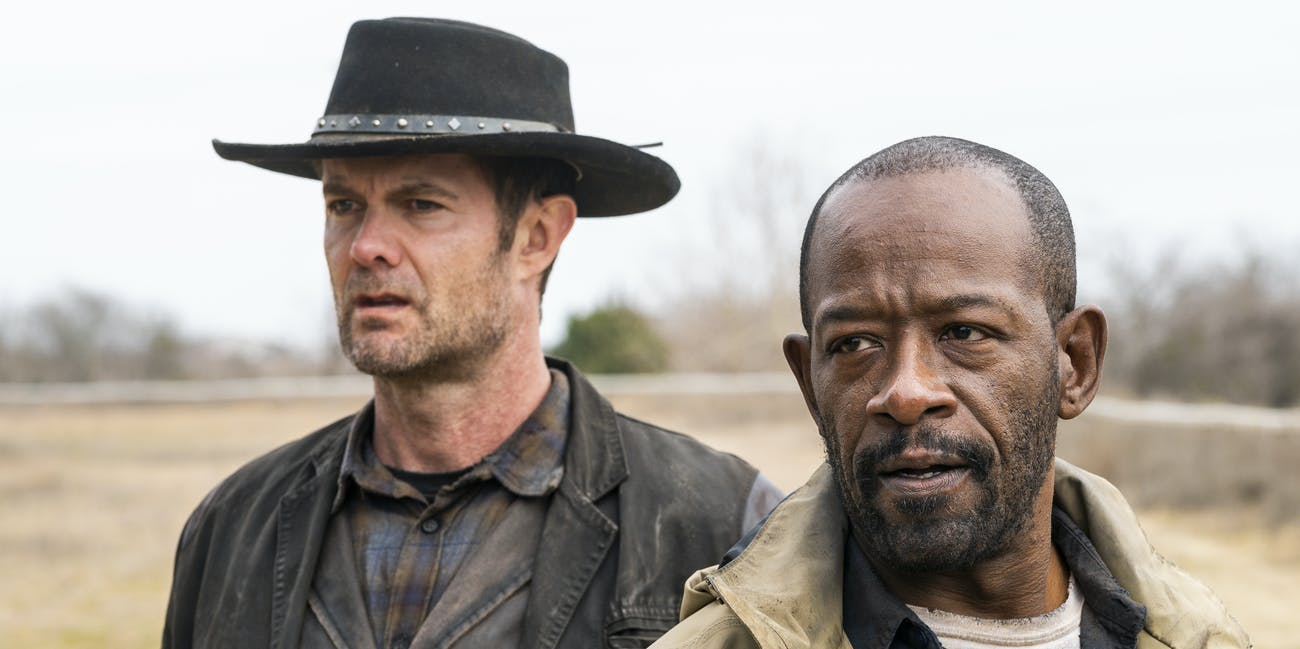 Fear the Walking Dead John Dorie