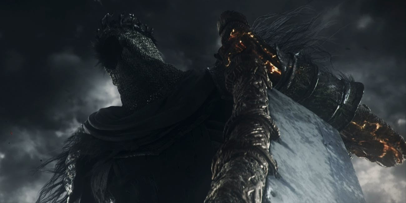 how the epic dark souls 3 soundtrack makes boss fights into holy