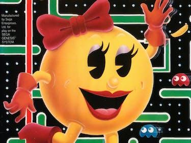 Lego Ms. Pac Man