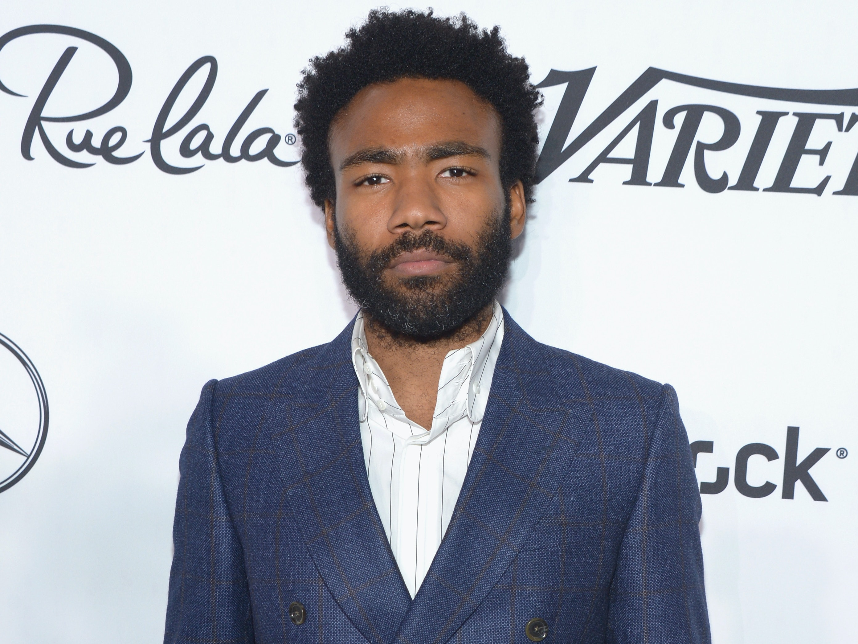 Donald Glover as Lando Means We Could See Him in 'Episode 8'