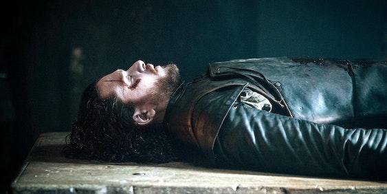 Jon Snow in Season 6