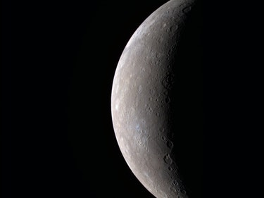The Best Time to See Mercury Is Just After Sunset Tonight