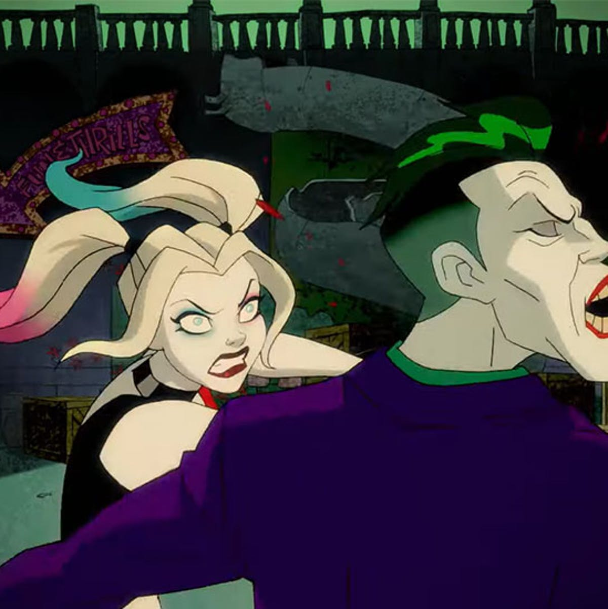 'Harley Quinn' review: The best Batman cartoon of the year — and maybe ever