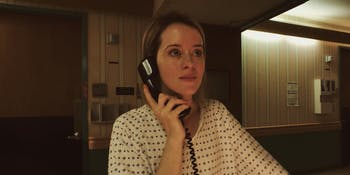 Claire Foy in 'Unsane.'