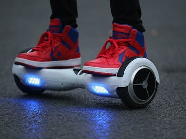 Fire Risk Leads to Recall of 500,000 Hoverboards
