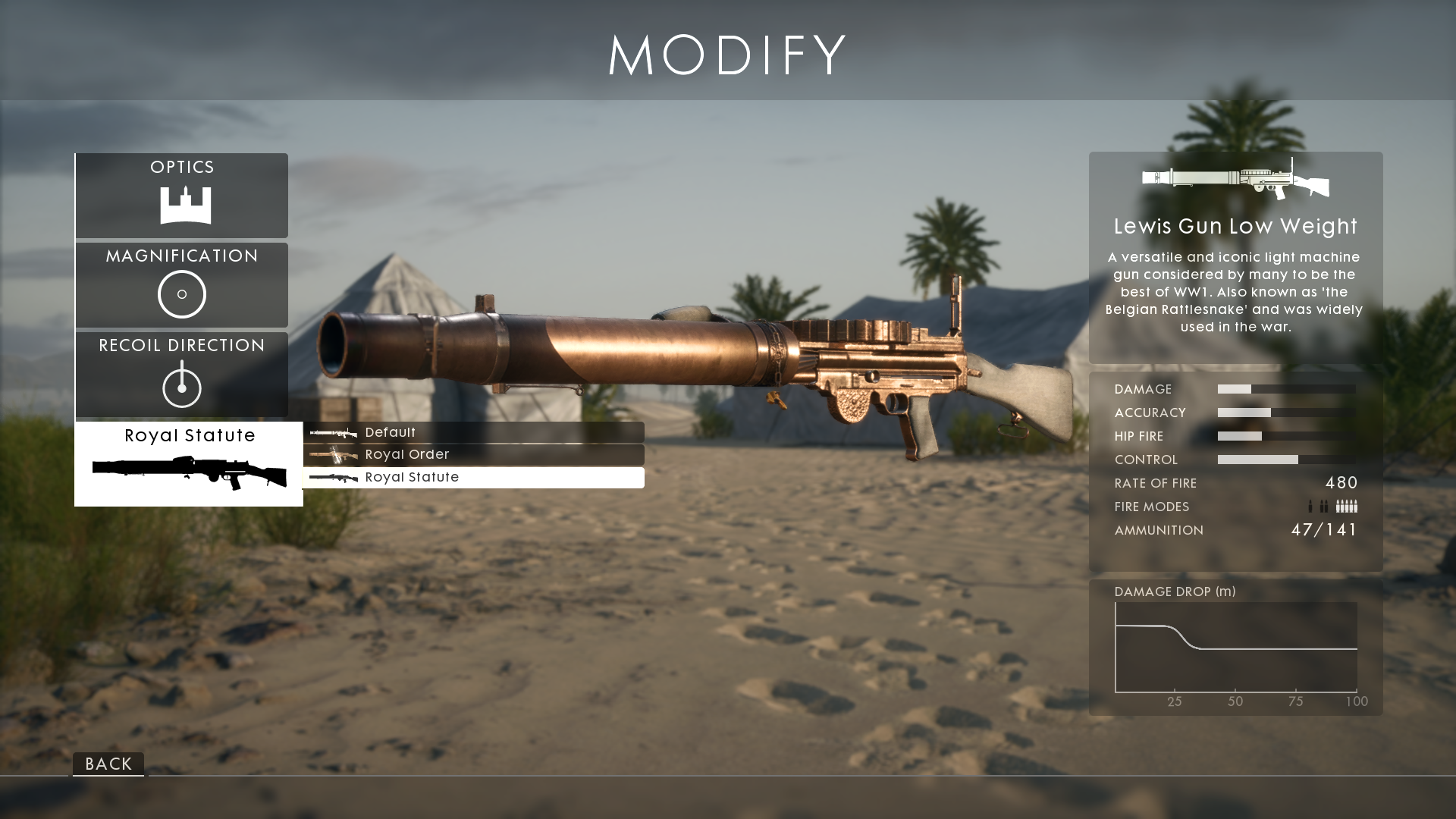 How to Customize Weapons in 'Battlefield 1'   Inverse
