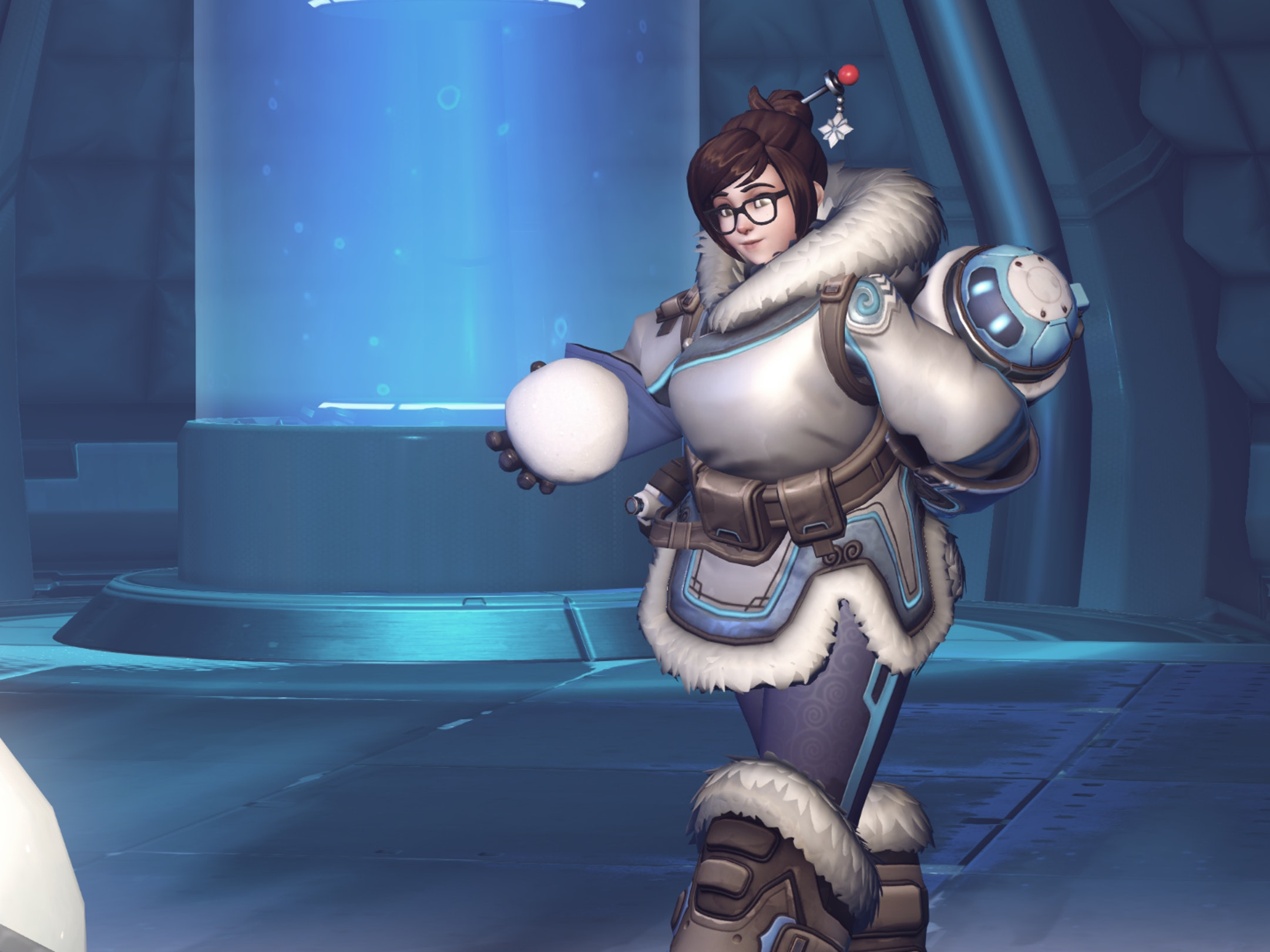 Winter Wonderland in 'Overwatch' Is No Wonder