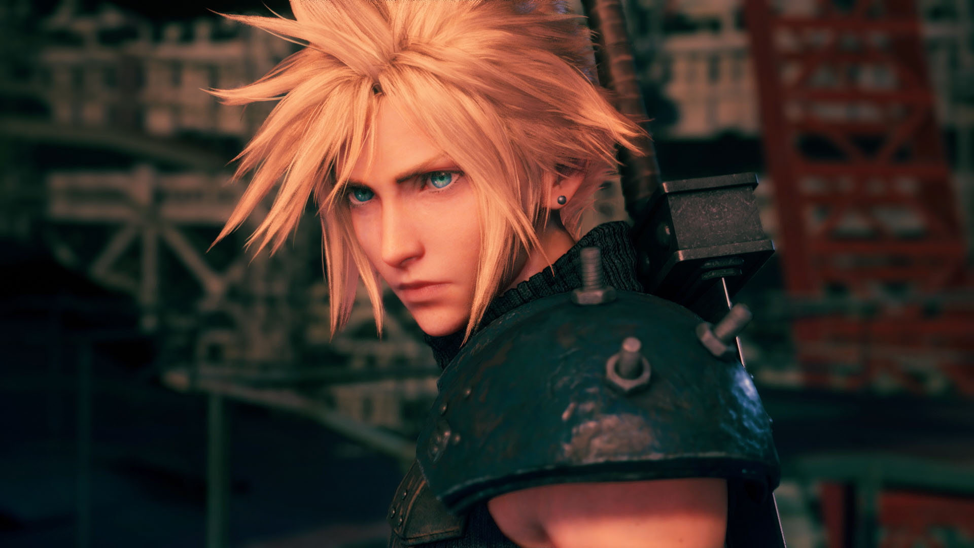 Ff7 Remake Changes How Updated Visuals Give Cloud More