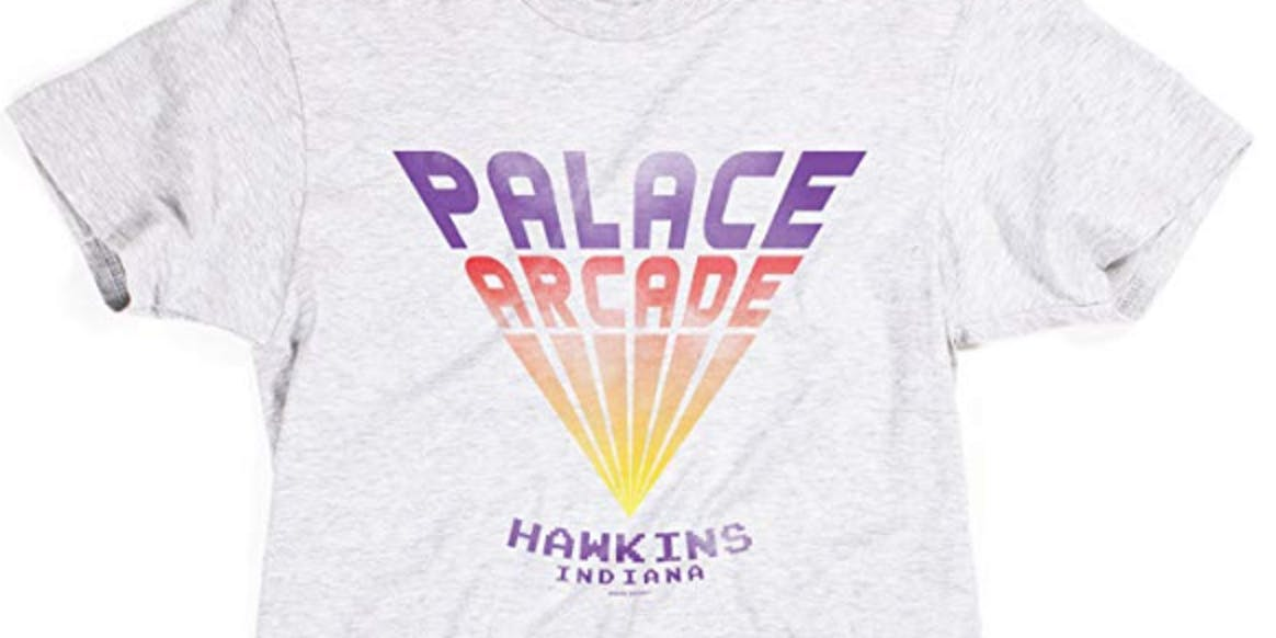 Palace Arcade tee