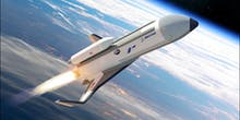 DARPA's XS-1 Spaceplane Will Launch Spy Satellites on the Fly