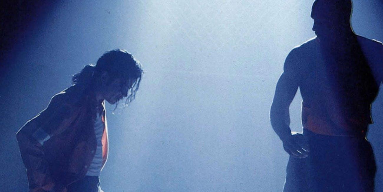 online store 9e7c0 0b01a Michael Jackson s  Jam  Is a Secret  Space Jam  Prequel