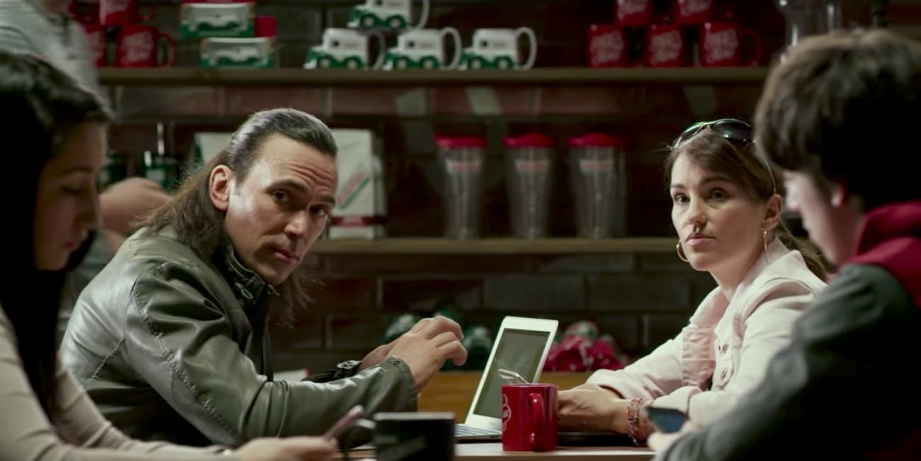See The Other Original Power Rangers Cameo In Deleted Movie Scene