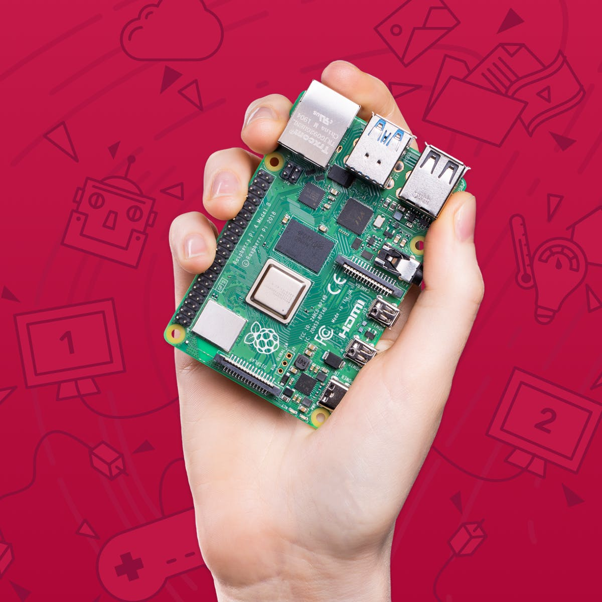 10 of the Cleverest Use-Cases for the Amazing, Tiny, Raspberry Pi Computer