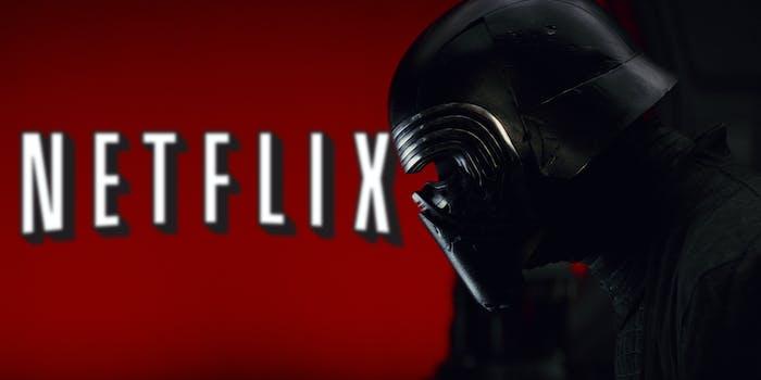 Star Wars The Last Jedi Netflix