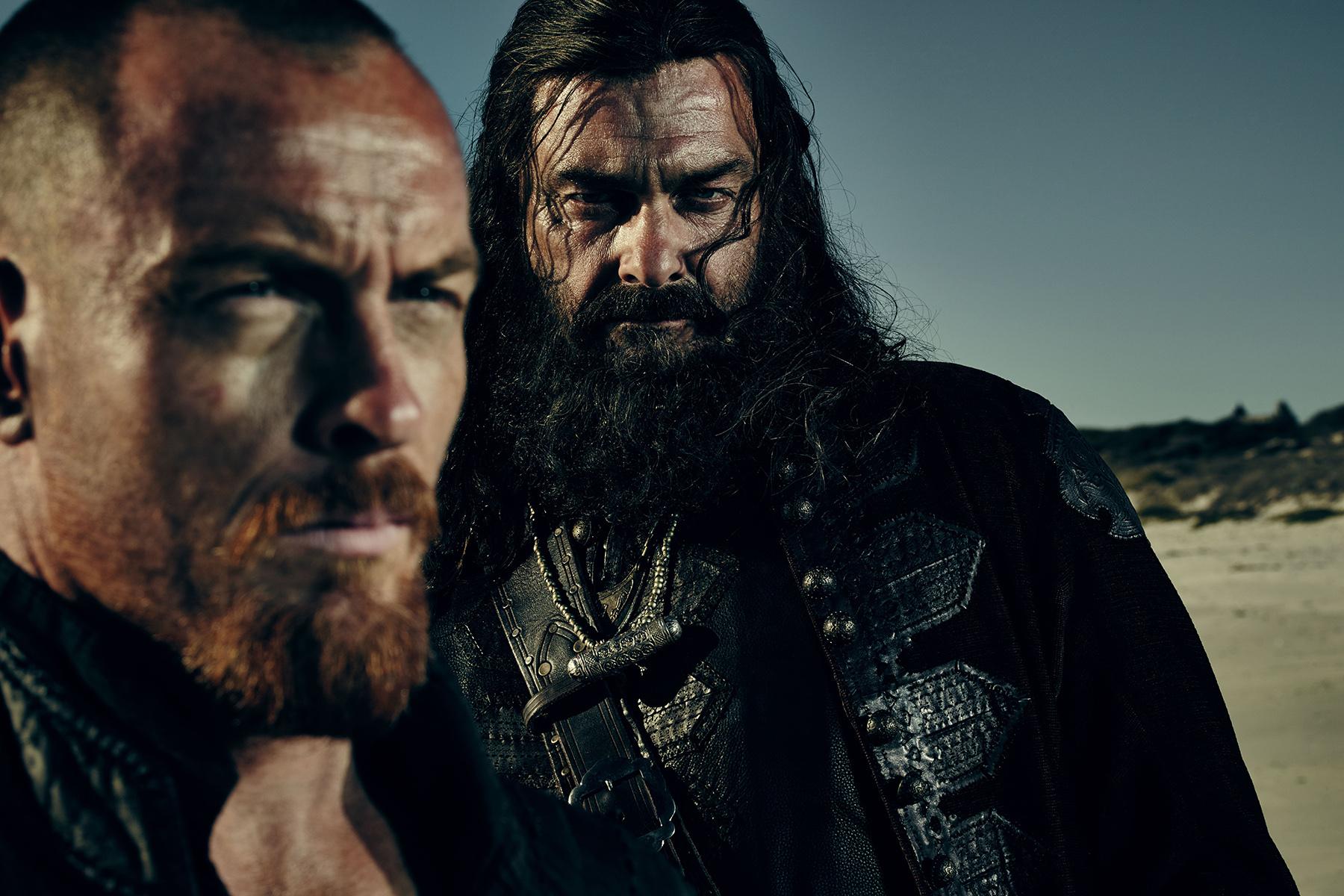 Insurgent'- actor Ray Stevenson boards Starz'-s '-Black Sails'- as ...