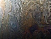 Jupiter Makes Van Gogh's 'Starry Night' Look Bad