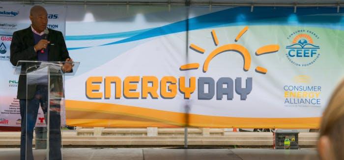 Energy Day in Colorado.