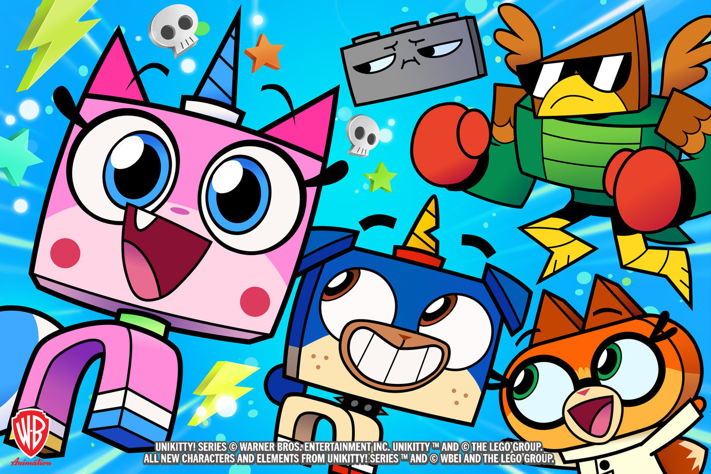 Lego Movie's Unikitty gets her own series from the Cartoon Network