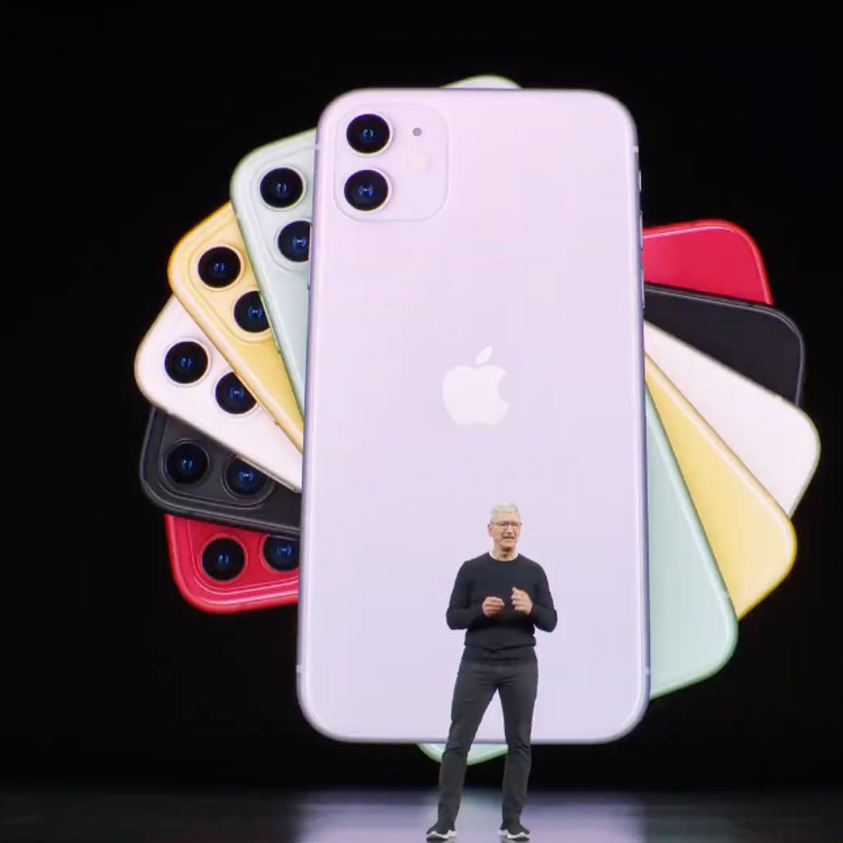 iPhone 11 Launches With Dual 4K Cameras, Lower Price and A13 Chip