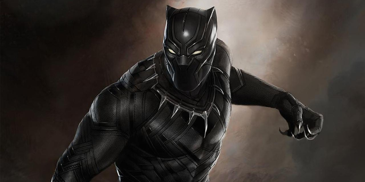 Art for Black Panther in the Marvel Cinematic Universe