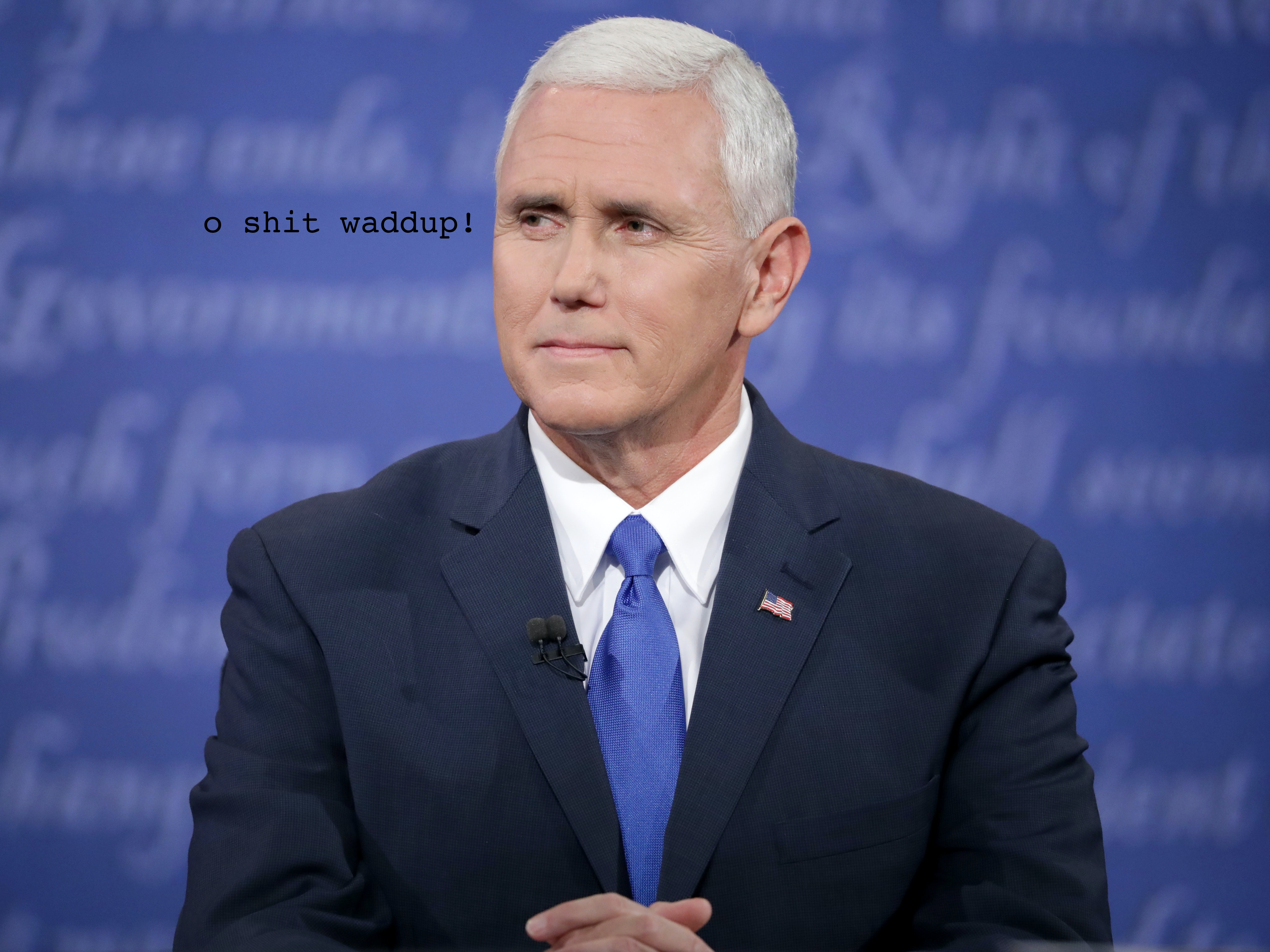Are there going to be any Mike Pence memes?