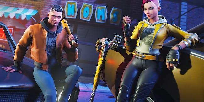 'Fortnite' Cobra Crew Gear