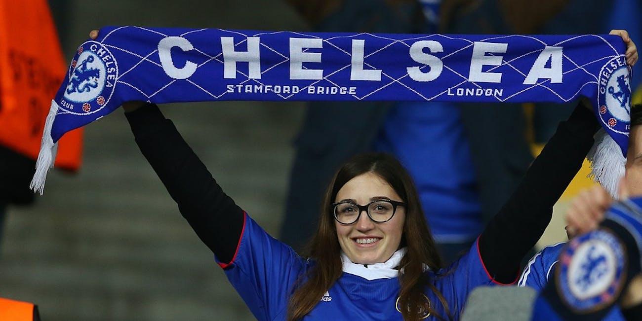 FC Chelsea fan - Болельщица ФК Челси (22164224830)