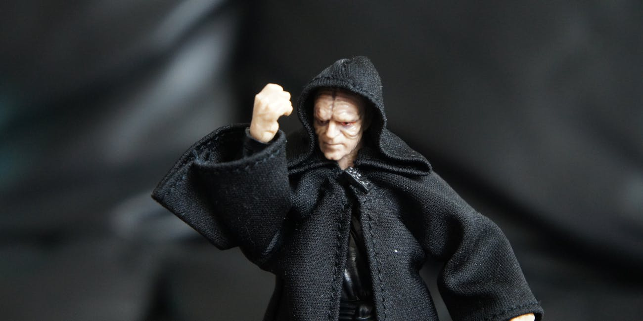 Black Series Palpatine / Darth Sidious