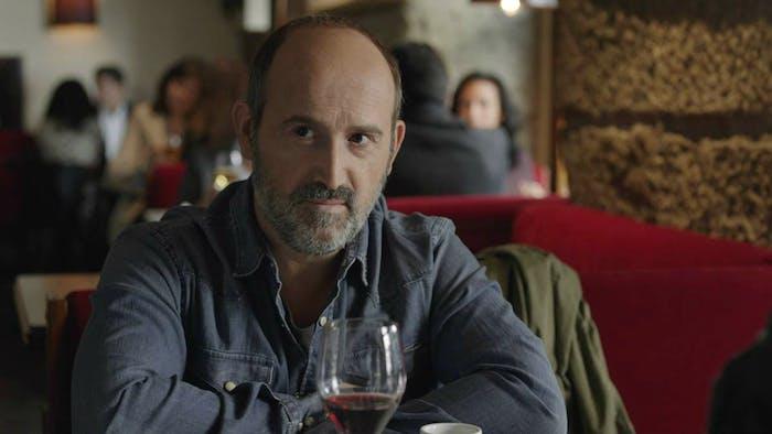 Javier Cámara in 'Fe de Eterras'.