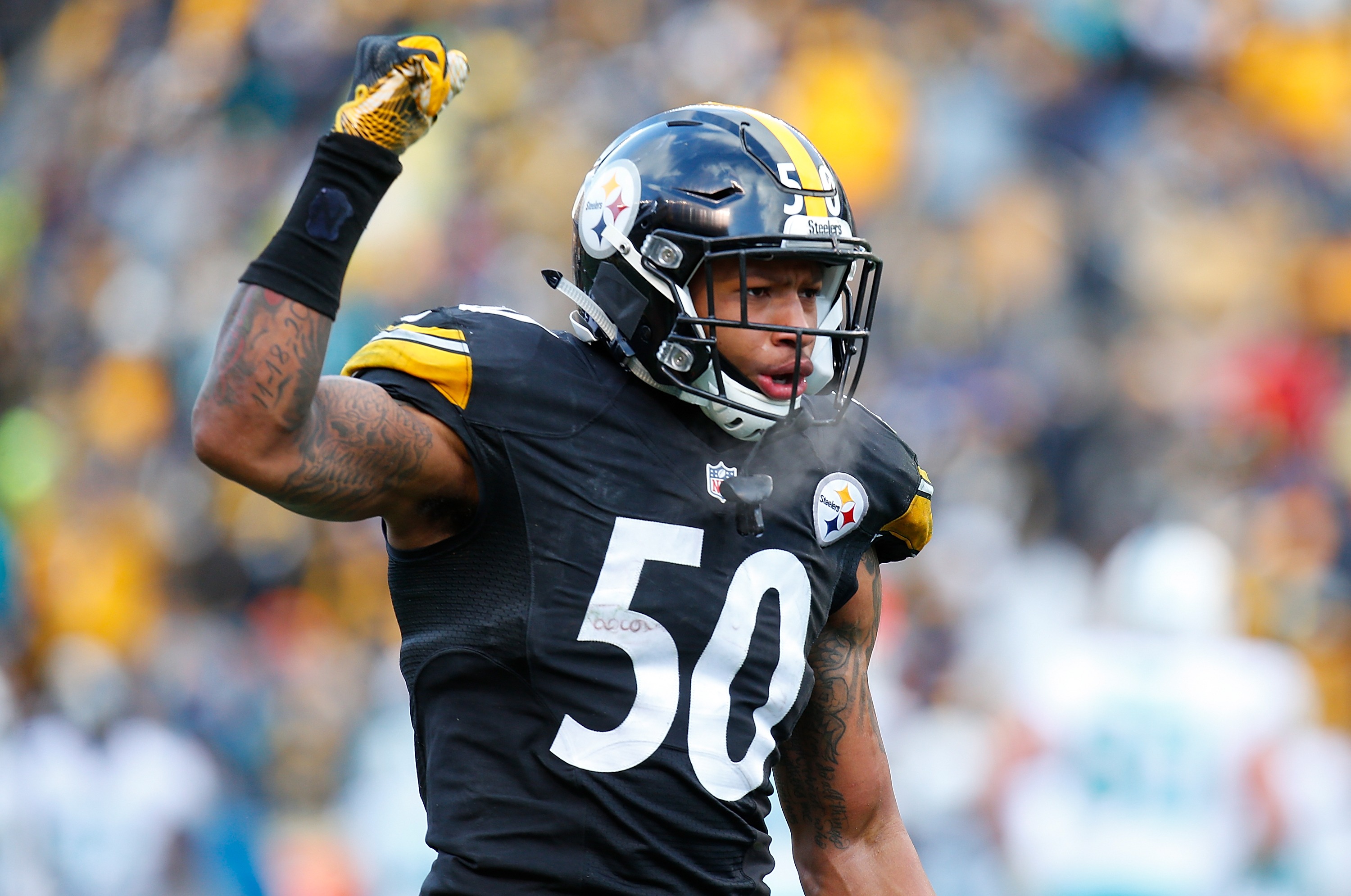 Spinal Contusion Psychological Recovery and Ryan Shazier s