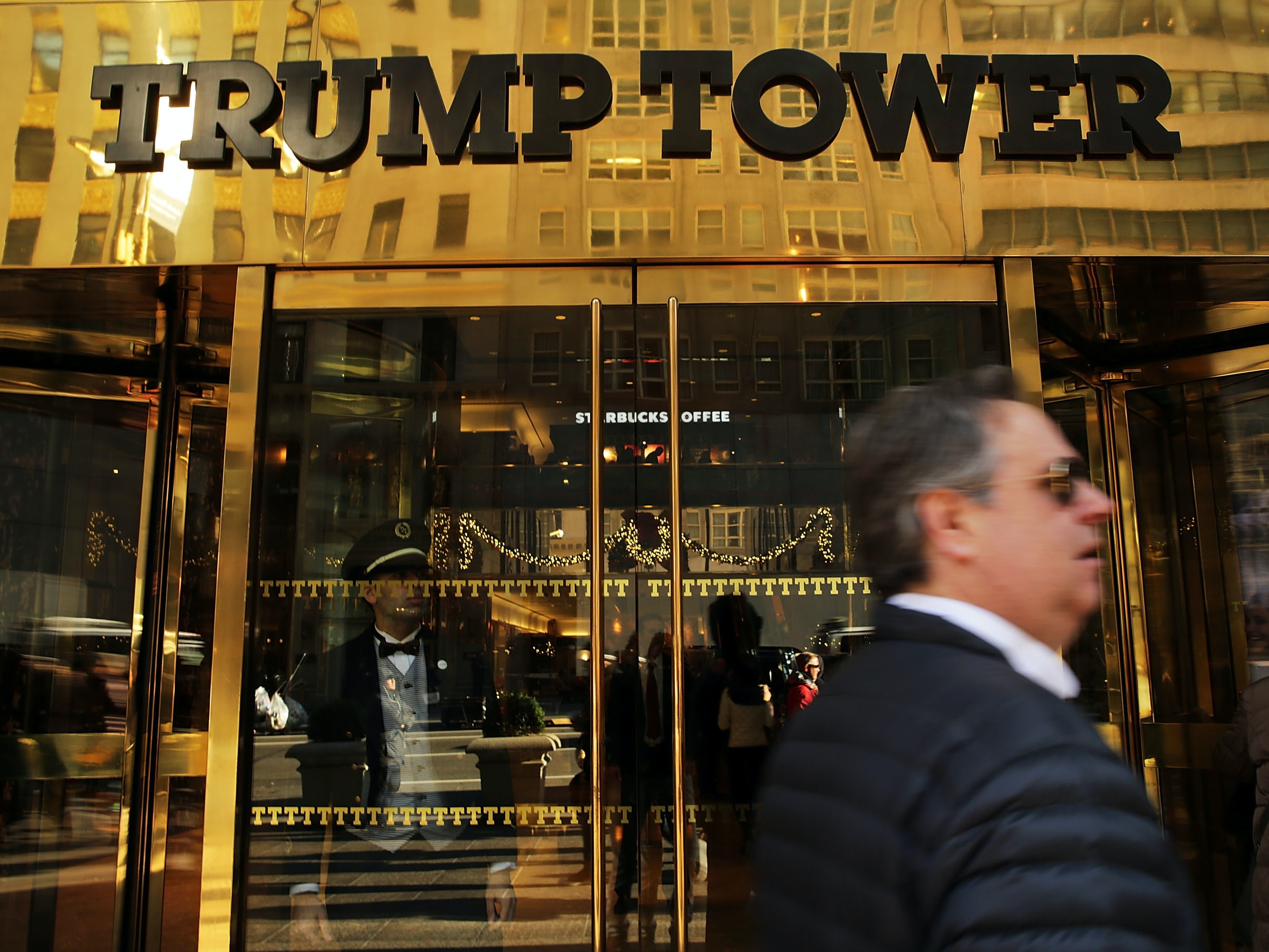 What Trump's Towers Say About His Politics