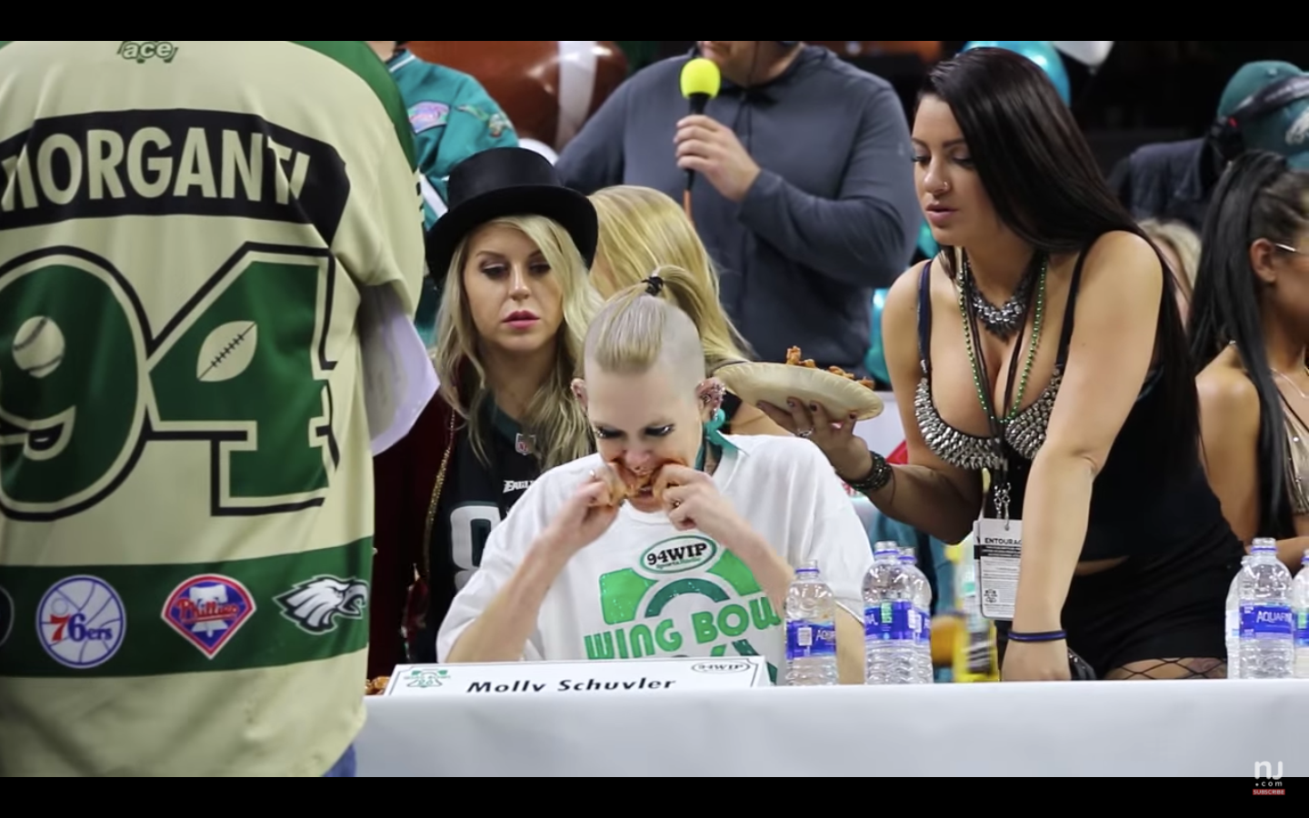 Wing bowl 22 prizes for baby