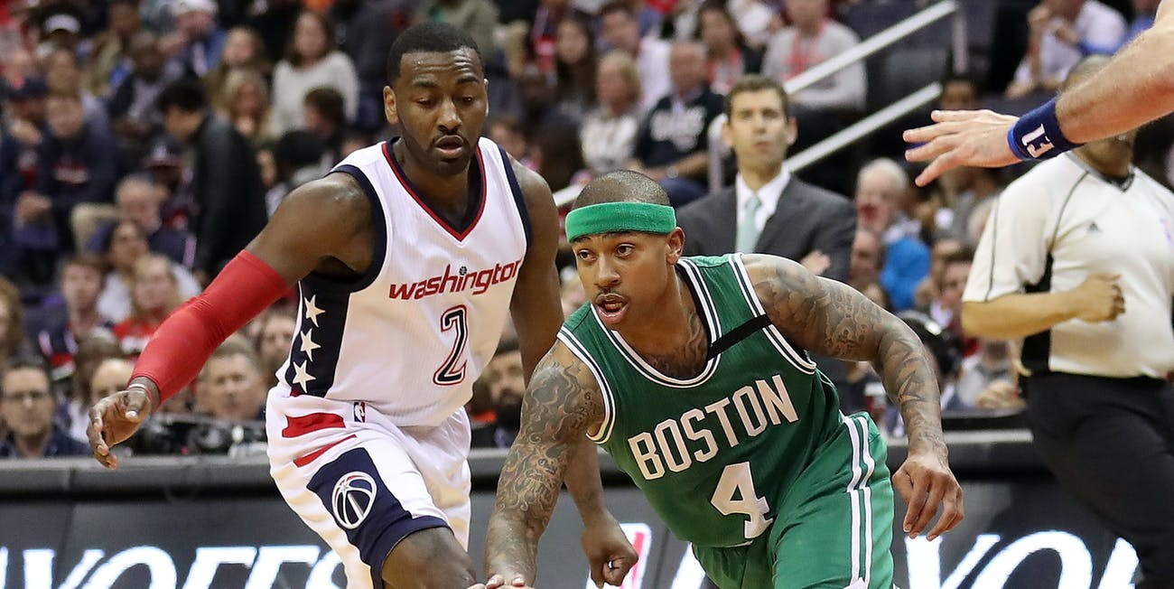 washington wizards isaiah thomas eastern conference nba