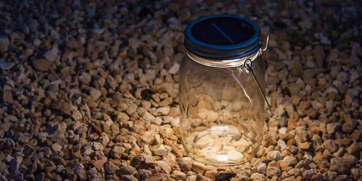 sonnenglass lamp