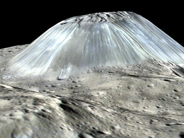 Ceres Might Be Teeming With a Series of Ice Volcanoes