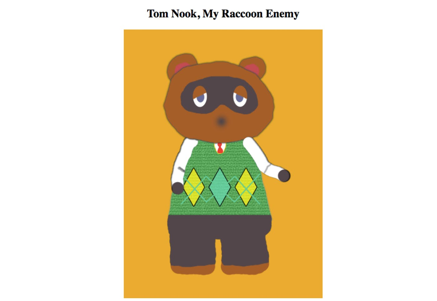 Why Animal Crossing's Tom Nook is an Evil Capitalist Villain | Inverse