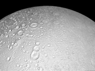 NASA Announces Evidence Saturn's Moon Could Support Life