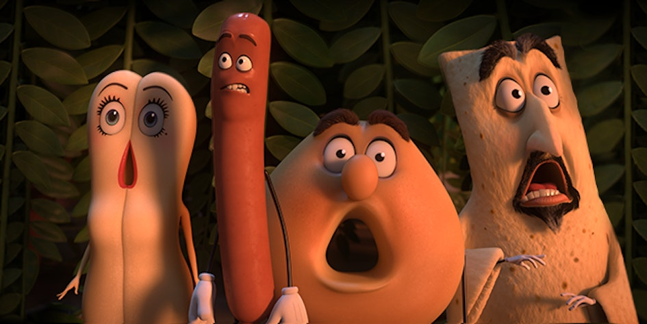 Sausage Party, Seth Rogen, 2016, August 12th, Pixar, Annapurna Pictures