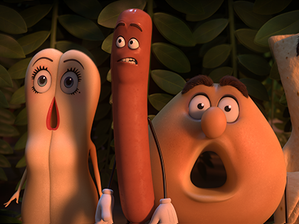 How Did 'Sausage Party,' The First R-Rated CG Movie, Get Made?
