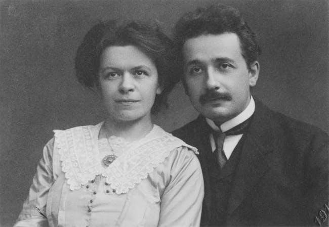 Mileva Maric Einstein