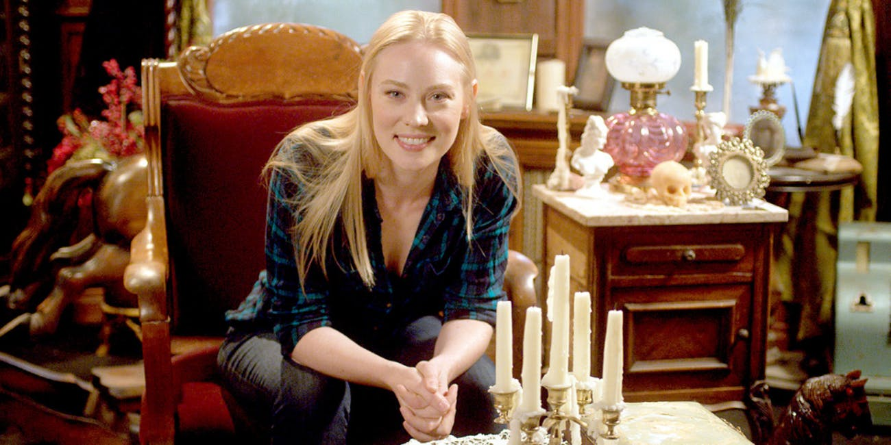 Relics and rarities geek and sundry deborah ann woll