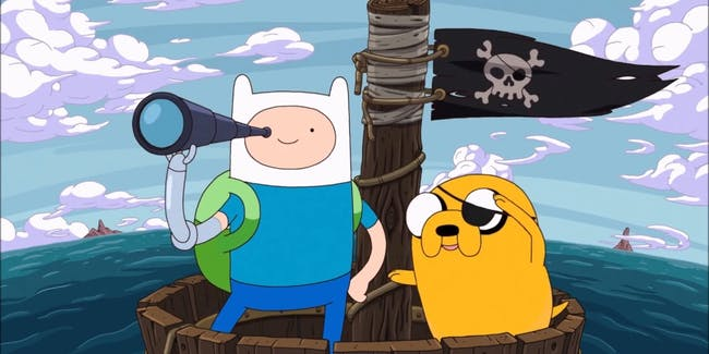 'Adventure Time' reveals what happened to all the humans.