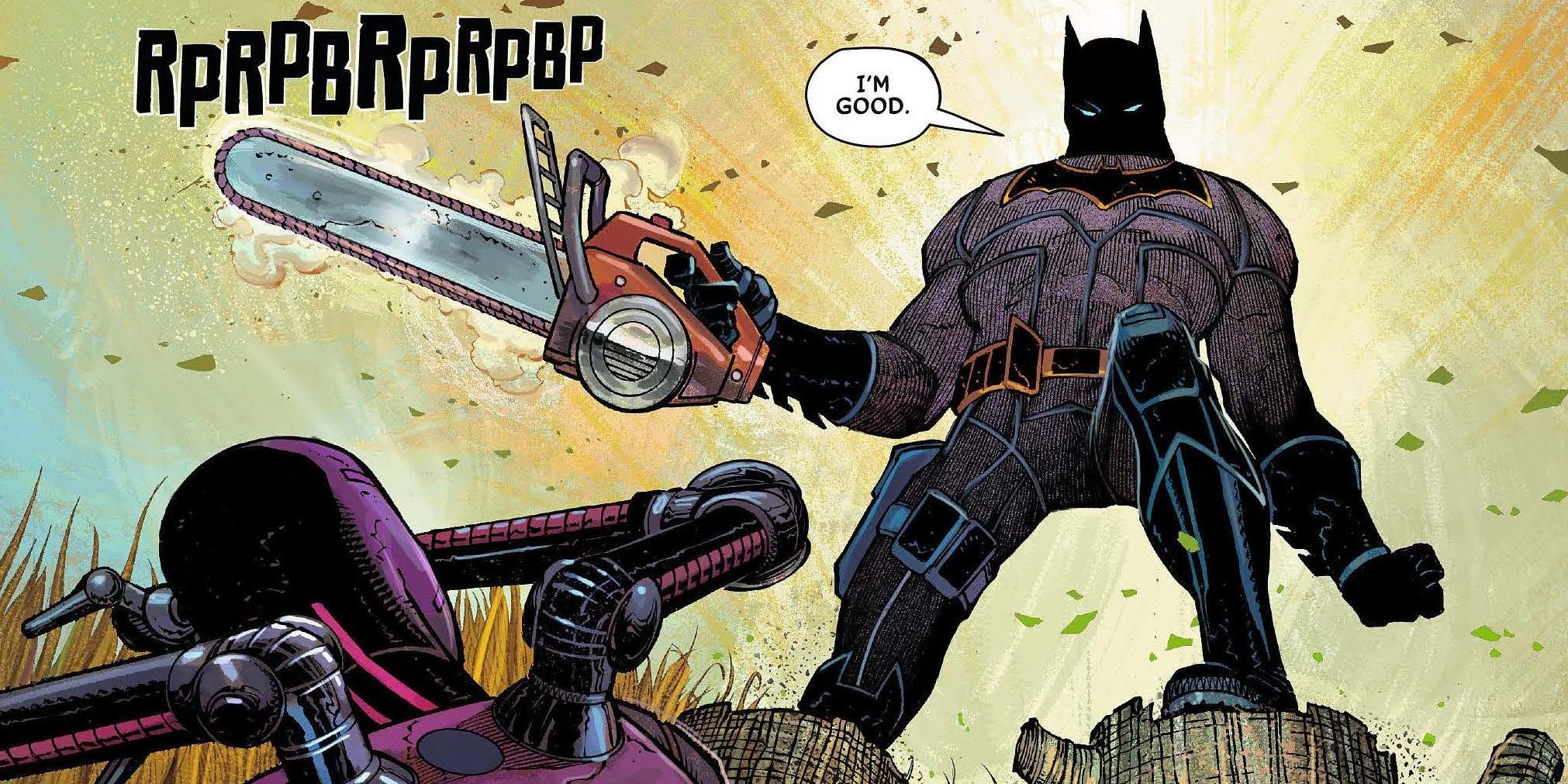 """In 'All-Star', Batman Has """"A Target on Him, Nowhere to Go"""""""