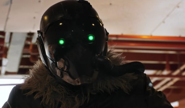 A rare close-up of Vulture in the 'Homecoming' trailer.