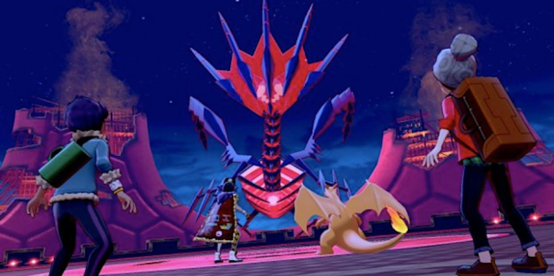 Eternatus Showdown Pokemon Sword and Shield