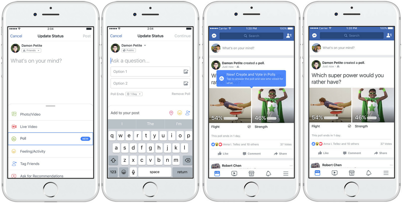 Are Facebook's New Polls Anonymous? The Feature Rolled Out Today And