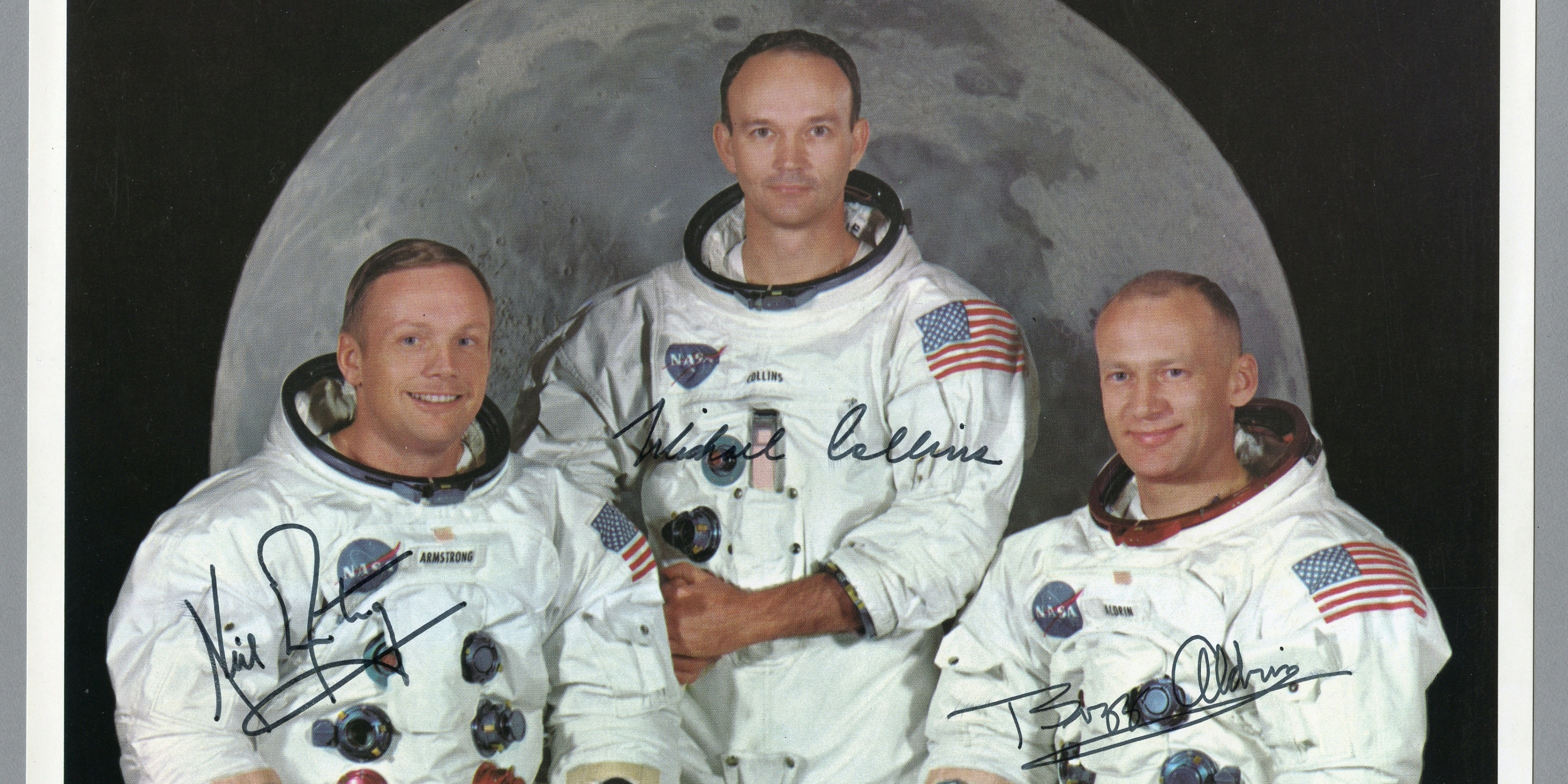 NASA Signatures and Neil Armst...