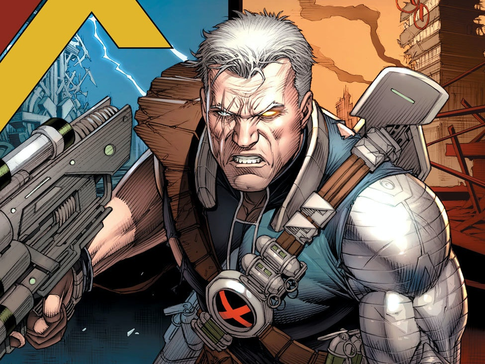 Deadpool's Frenemy Cable Will Get His Own Solo Comic in 2017
